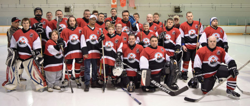 Charity Golf Tournament Ottawa Valley Ambassadors Hockey Club